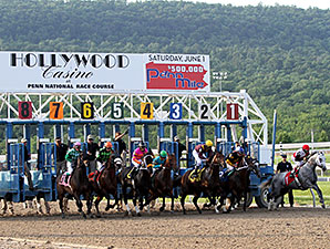 Hollywood casino pa racing schedule cruises best casinos